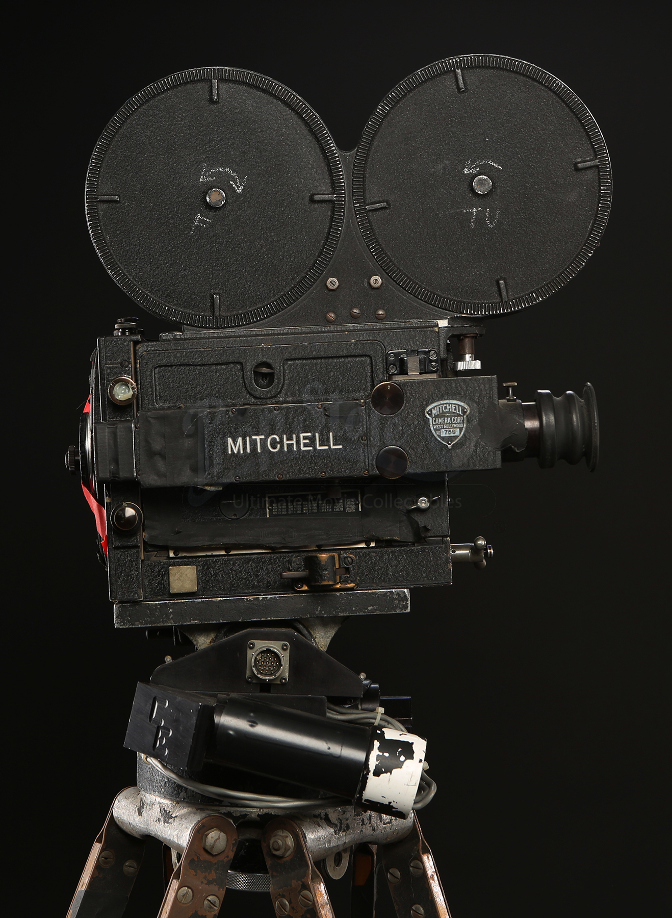 Mitchell Standard Skellington 35mm Animation Film Camera