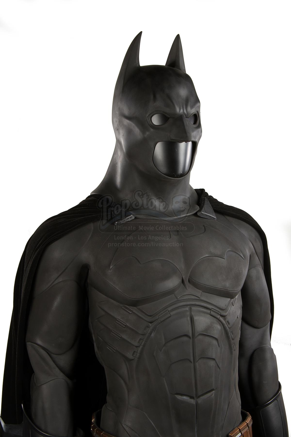 Prop store ultimate movie collectables batman begins voltagebd Image collections