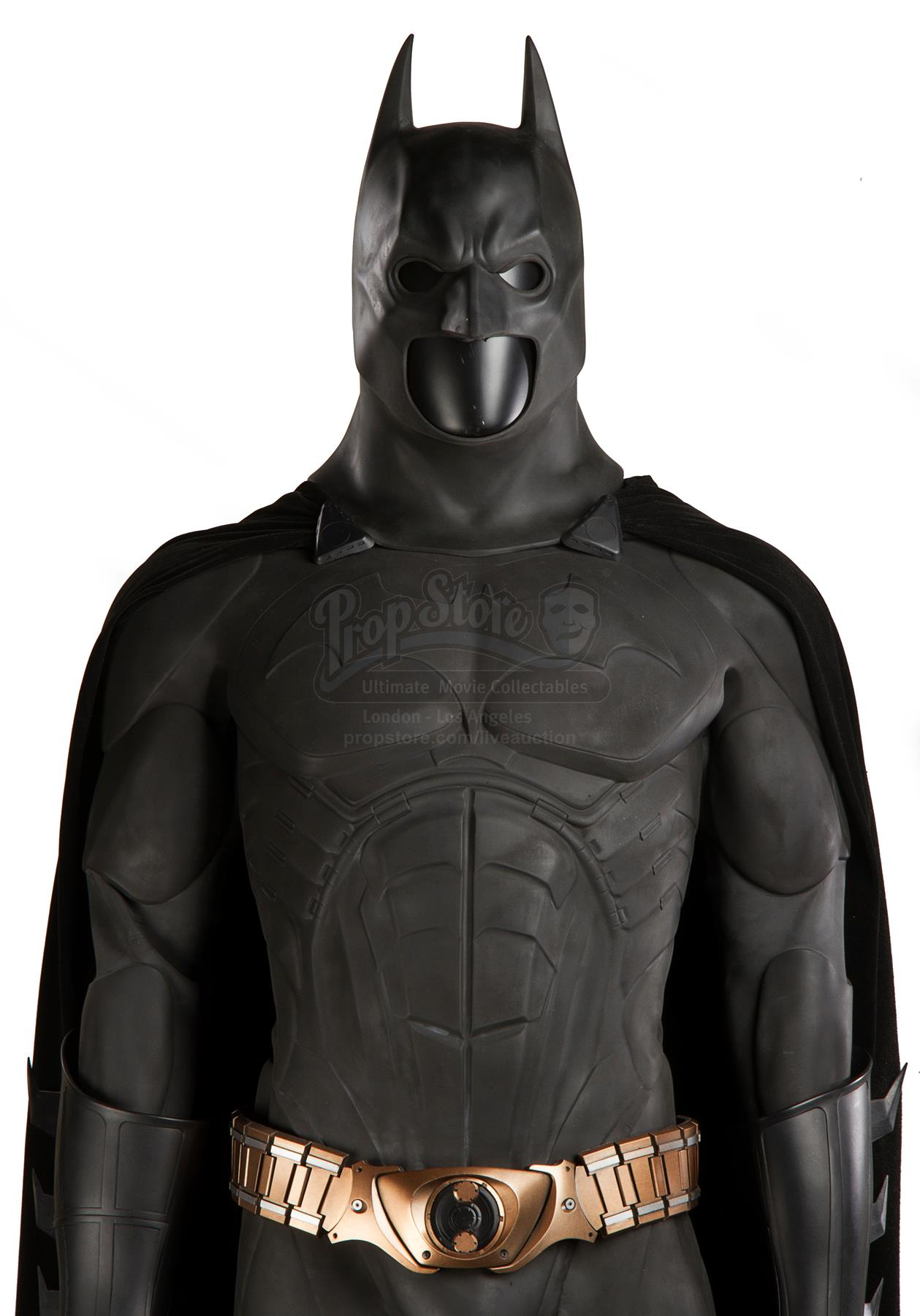 sc 1 st  Prop Store - Ultimate Movie Collectables : batman begins halloween costume  - Germanpascual.Com