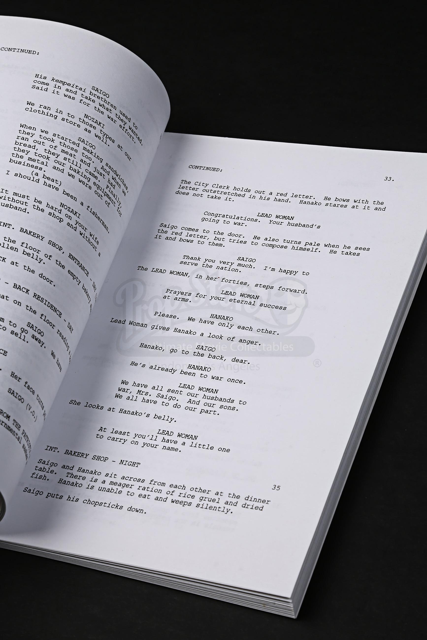Letters from iwo jima essay