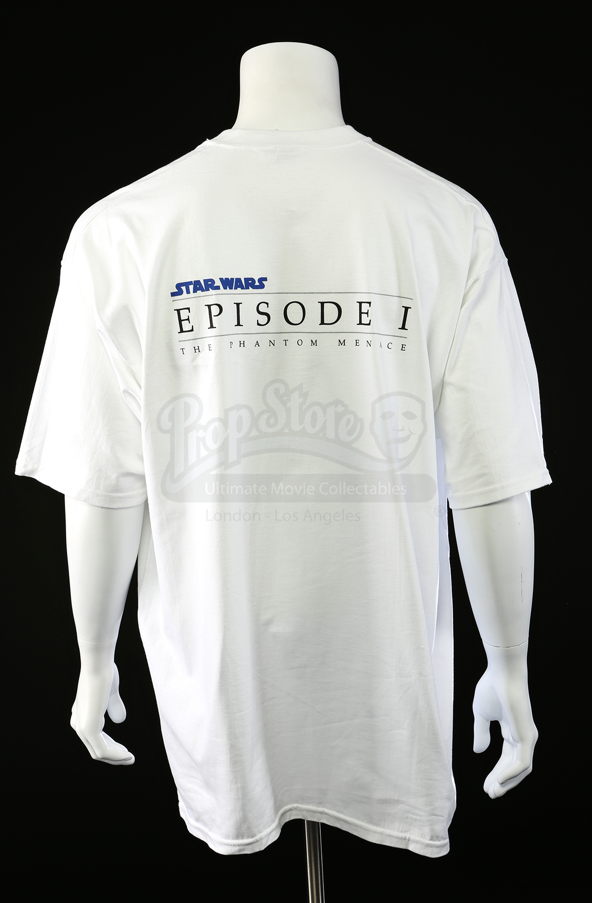 Ilm Vfx Crew T Shirt White Prop Store Ultimate Movie