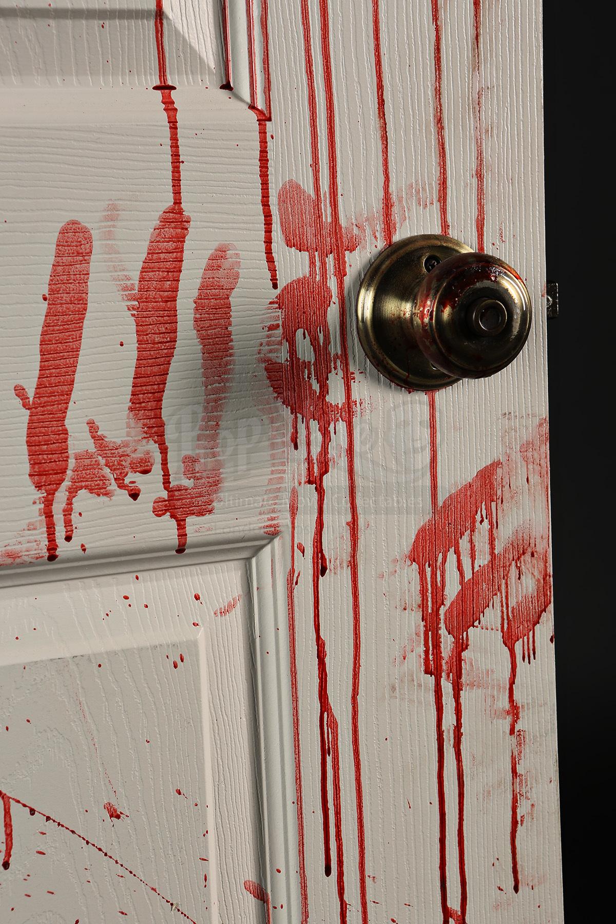 Bloody Leeds Family Door Prop Store Ultimate Movie