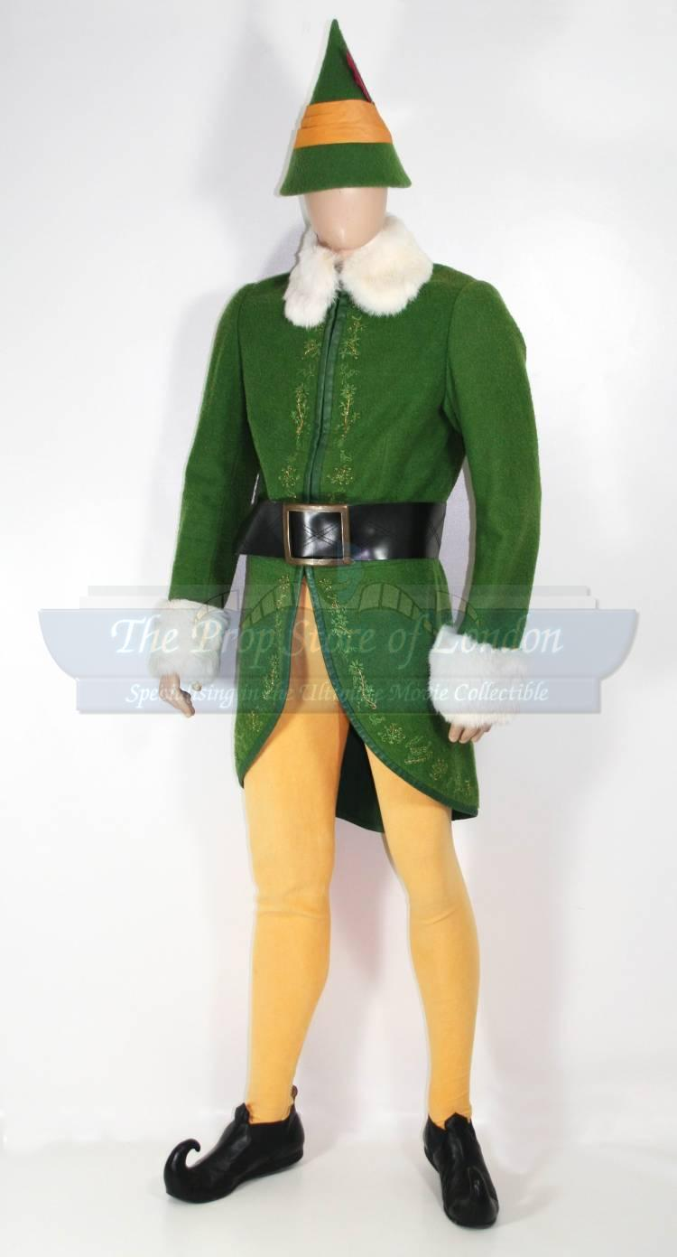 Buddy The Elf (Will Ferrell) Costume | Prop Store