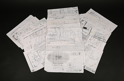 Blueprint copies prop store ultimate movie collectables malvernweather Image collections