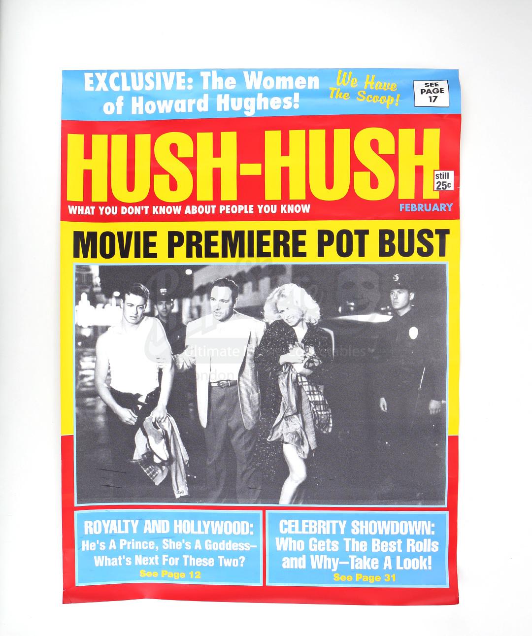 la confidential hush hush