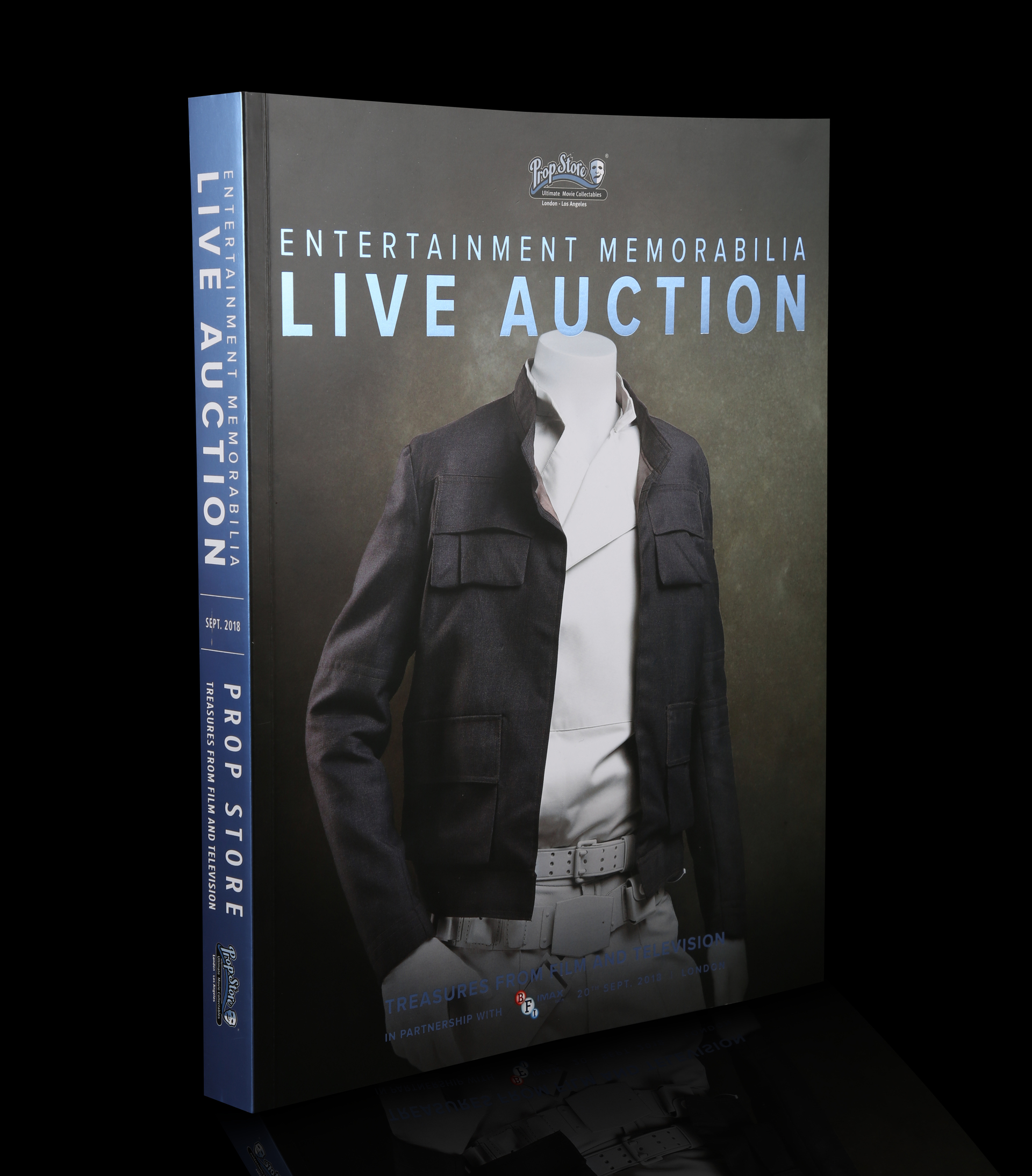 ac567b56ffbcb Prop Store - Ultimate Movie Collectables - London - Los Angeles