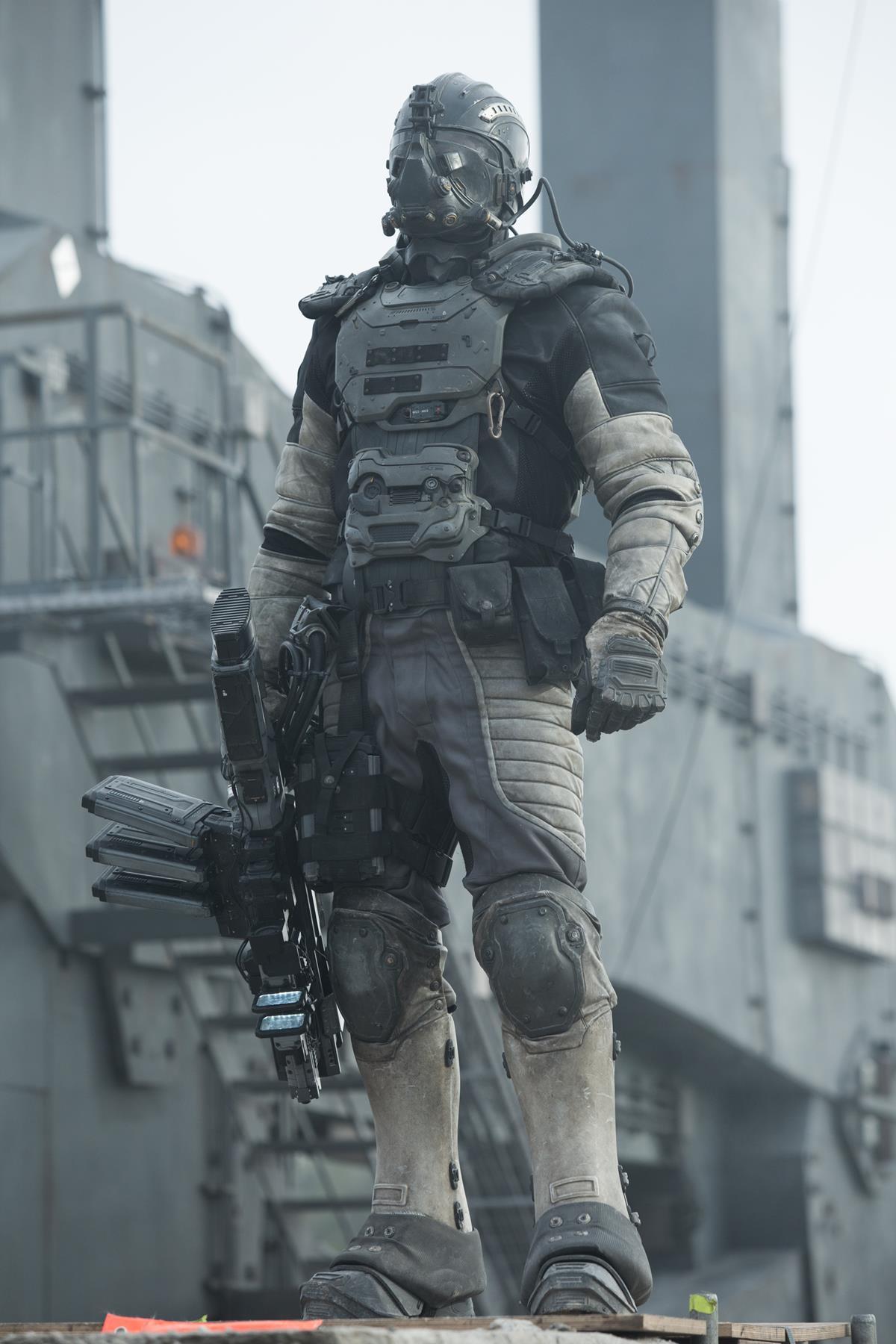 darpa armor component
