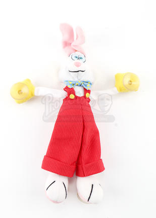 Roger Rabbit Window Cling Toy Prop Store Ultimate Movie Collectables