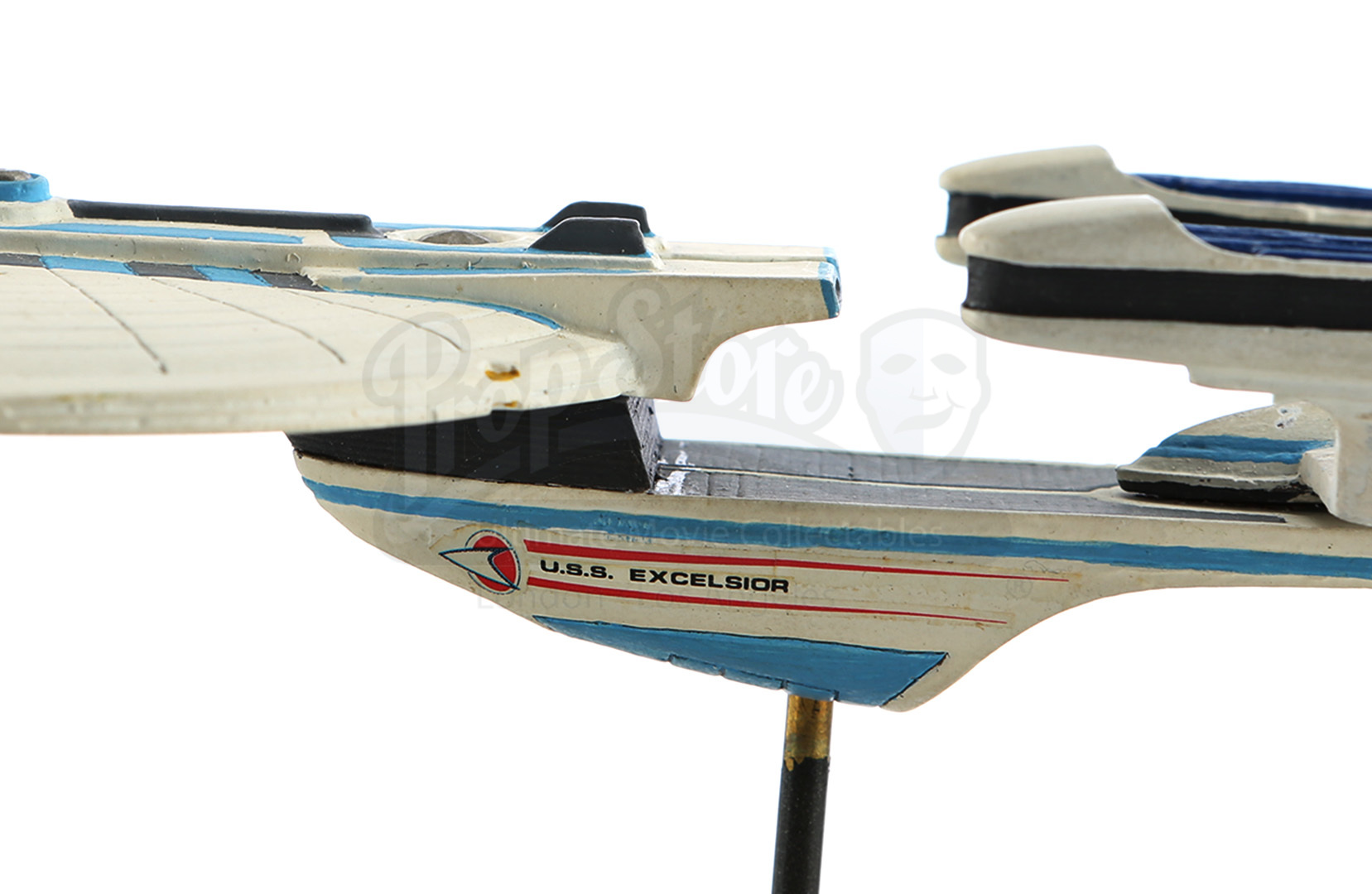 Uss Excelsior Ncc 2000 Fan Made Replica Model Prop Store