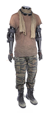 Carlos Oded Fehr Complete Costume Spliff Lighter Prop Store