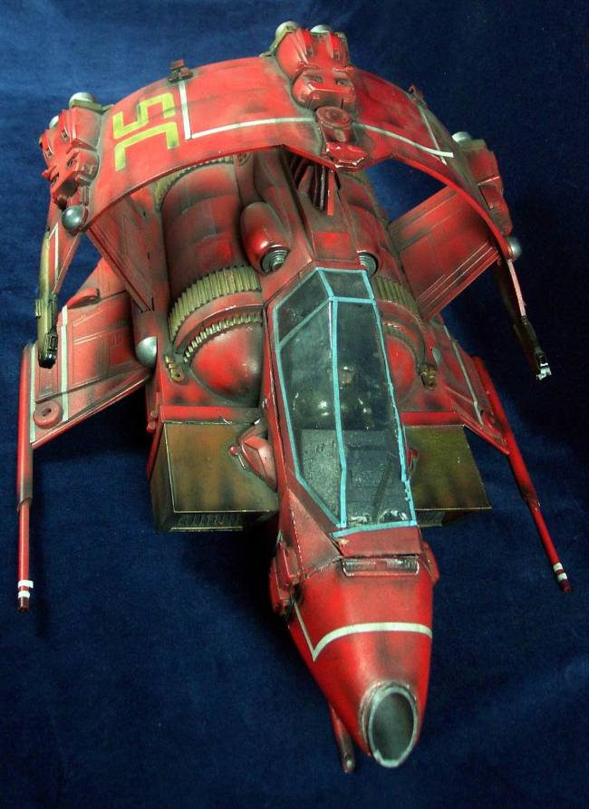 red dwarf ship model kit - photo #11